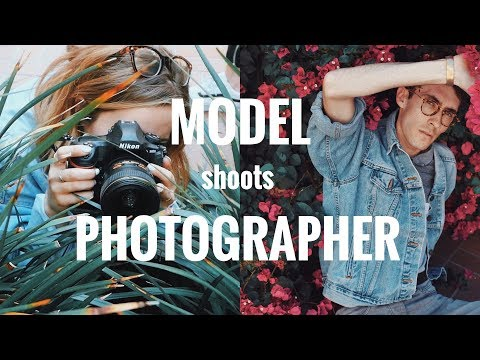 Model Shoots Photographer | Brandon Woelfel
