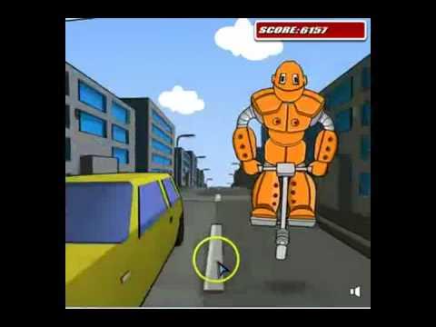 RoboPogo игры онлайн бесплатно