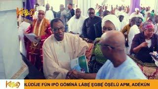 Atiku39s campaign DG Gbenga Daniel set to join APC  rejoices with Dapo Abiodun at his thanksgiving