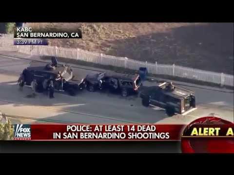 Islamic State USA California terrorist attack Mass shooting Breaking News December 2 2015