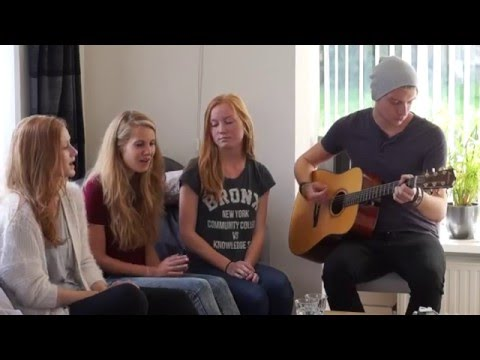 Leave The Pieces – the Wreckers | Cover Carlijn & Merle, Mirthe and Vinne