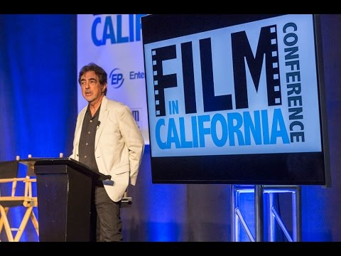 Joe Mantegna Keynote Address 2015 Film in California Conference