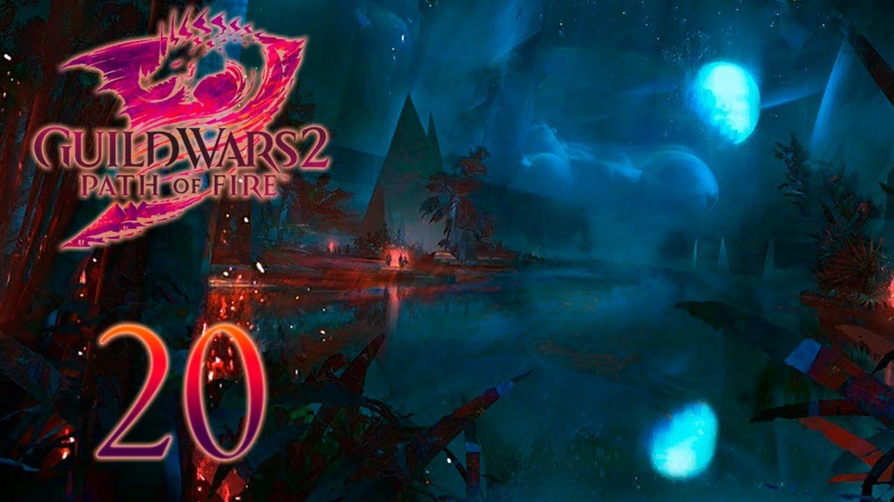 Guild Wars 2: Path of Fire - Cap #20 - Pequeña victoria [EPÍLOGO]
