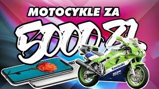 5 Motocykli Tańszych niż iPhone (cena do 5000 zł)