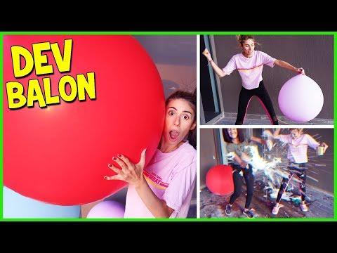 Slime Challenge Dev Mega Balon Slaym Dila Kent