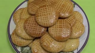 МЕДОВОЕ Печенье БЫСТРО и ВКУСНО Кулинария Рецепты