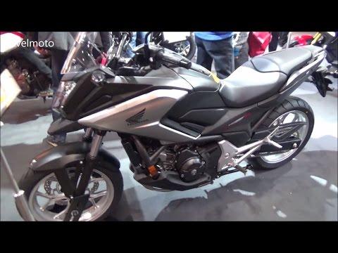 The new 2017 Honda NC750X