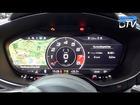 2015 Audi TTS Coupe 310hp  Detailed TOUR 1080p  YouTube