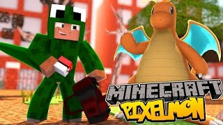 Minecraft Pixelmon :  MAKING IT TO THE GHOST TOWN! #9