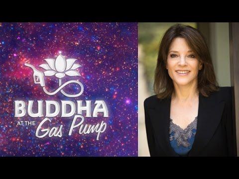 Marianne Williamson - Buddha at the Gas Pump Interview