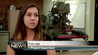 UCF Aerospace Engineering Thais Video
