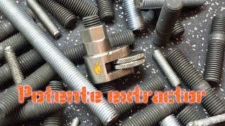 Herramientas desconocidas nº 8 - Potente extractor excéntrico para espárragos thumbnail