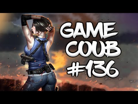 🔥 Game Coub #136   Best video game moments