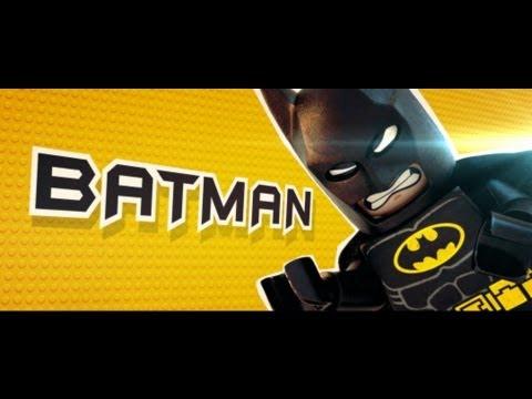 Meet Batman - The LEGO Movie