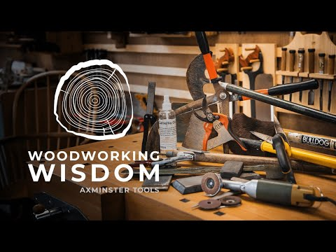 Woodworking Wisdom – Sharpening Garden Tools