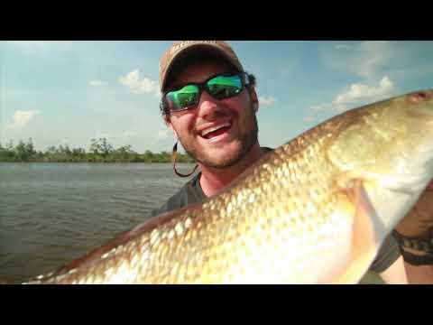 Shallow Water Revolution - Louisiana - Sportsman TV