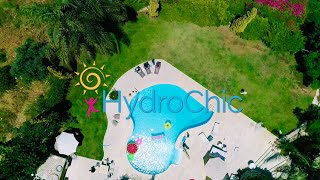 HydroChic swimwear promotional film 2020