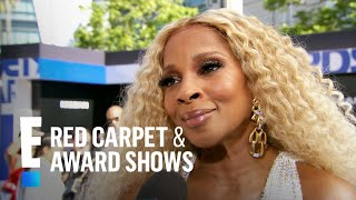 Mary J. Blige on Her Lifetime Achievement Award at 2019 BET Awards | E! Red Carpet & Award Shows
