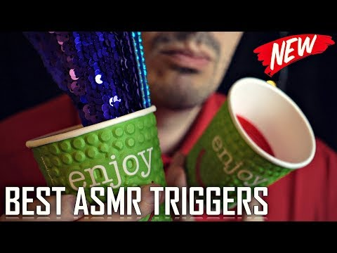 NEW! Best ASMR Triggers (100% Tingles)(NO TALKING)