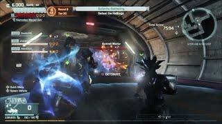 Defiance Gameplay - Hellbug Hunt Expedition Tier 30 - 04/13/2017
