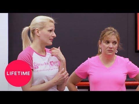 Dance Moms: Dance Digest - The Moms' Group Jazz Performance (Season 1) | Lifetime