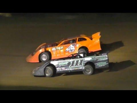 RUSH Crate Late Model Feature | McKean County Raceway | Fall Classic | 10-14-16