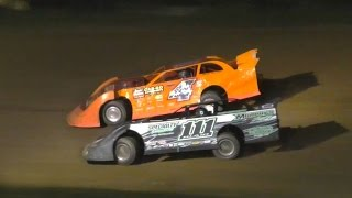 McKean County Raceway Fall Classic RUSH Crate Late Model Feature