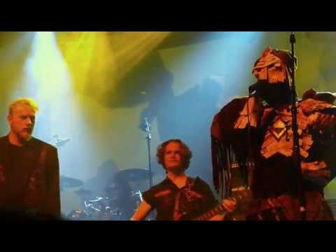 Karmaflow (Band) - The Muse & The Conductor (live @ FemMe 2014, Effenaar Eindhoven 28.09.2014) 1/2