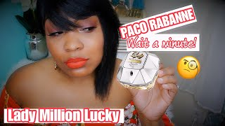 Lady Million Lucky~ Paco Rabanne Perfume Fragrance Review 2018