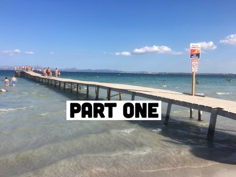 Majorca Guide - Alcudia Part One