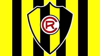 Bandera y Escudo del Club Rápido de Bouzas - Vigo (Pontevedra)