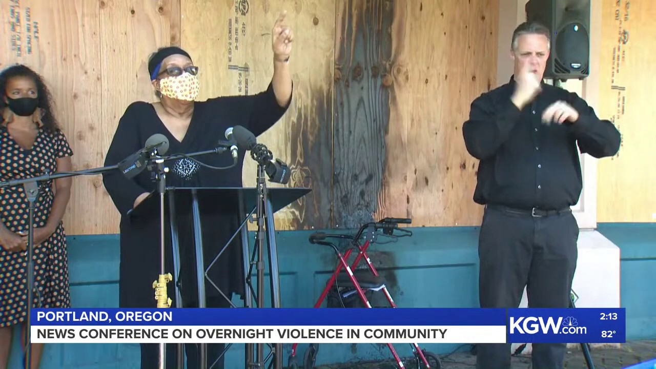 Portland officials decry aggressive tactics of federal agents in their city