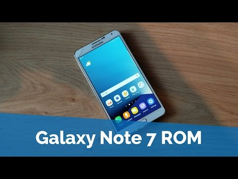 Review Rom Galaxy Note 7 su Galaxy Note 4 - Norma N7