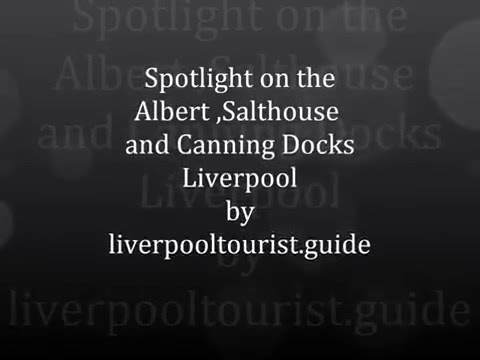 Albert Dock Liverpool by liverpooltourist.guide