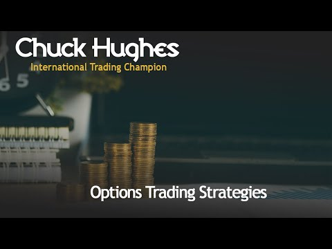 Chuck Hughes: Generating Weekly Cash Income from Options