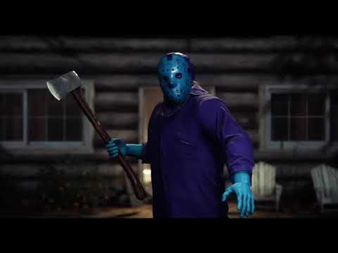 All Jason Themes w/Retro Jason (Friday the 13th: The Game)