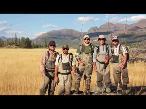 Yellowstone Fishing Trip 2015