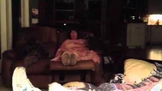 Pet attack sleeping mom