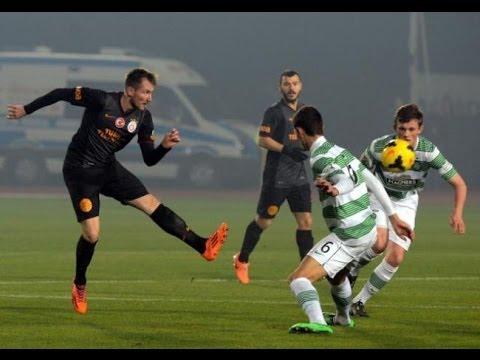 Galatasaray Celtic maçı özeti ve golleri izle