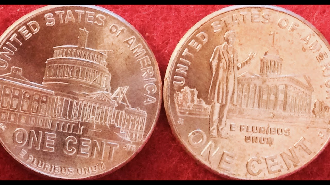 THE LINCOLN CENT SET ISSUE 2009 BICENTENNIAL PROGRAM COIN SET