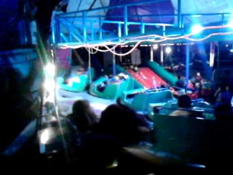 Juego mecanico Himalaya express musical Solorzano QRO