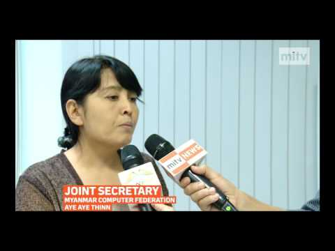 mitv - Cyber Sea Games: Myanmar Ready To Participate