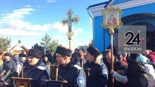 В Нижнекамске прошел крестный ход