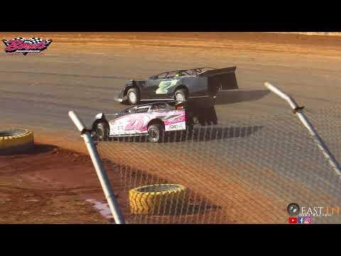 Super Late Model Heat Race #1 @ Boyds Speedway (2-3-18)