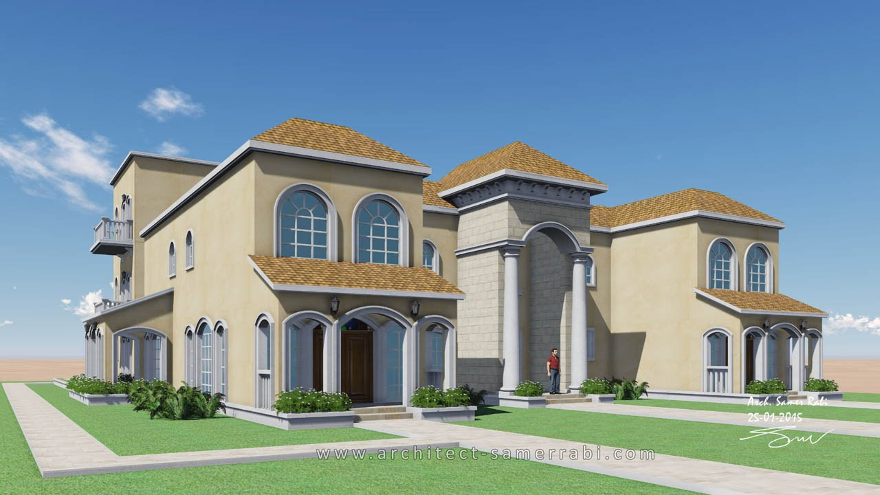 House in abu dhabi 2016 12 14 Home of architecture planning uae