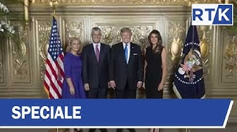 SPECIALE - VIZITA E PRESIDENTIT HASHIM THAÇI NË SHBA 05.10.2017