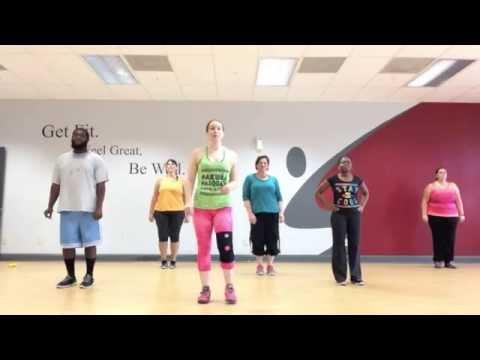 Uma Thurman Zumba Choreography