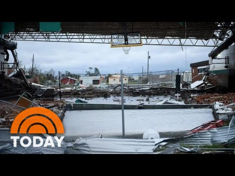 Hurricane Michael: Heavy Rain And Winds Devastate Florida | TODAY