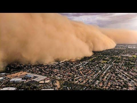 Videos de Desastres