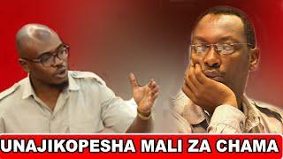 """🔴#LIVE: MBOWE Achafuliwa VIBAYA, #LIJUALIKALI Amwaga MCHELE HADHARANI, """"Amejikopesha GARI ya Chama"""""""
